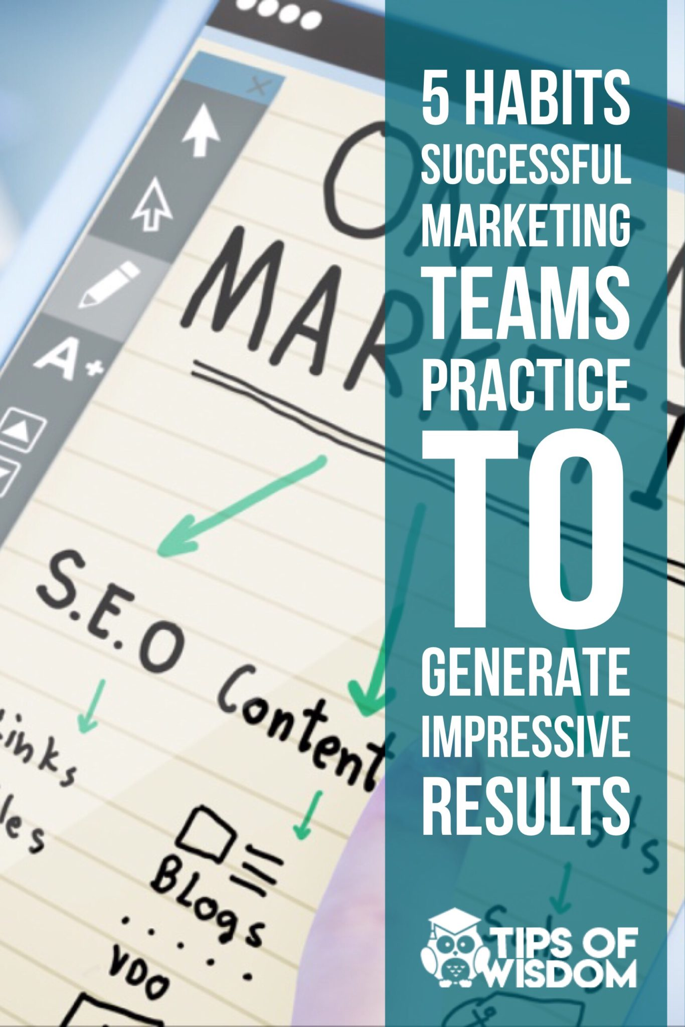 5 Habits Successful Marketing Teams Practice to Generate Impressive Results